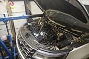 Замена двигателя Форд Эксплорер