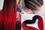 Причёски «на каркас»