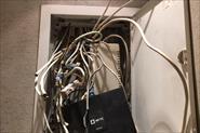 Порядок в слаботочном шкафу