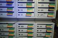 Расклад по почтовый ящик