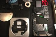 Mac mini 2010 (замена HDD на SSD, чистка от пыли)