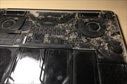 Чистка и замена термопасты в MacBook pro retina 2013