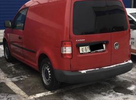 Volkswagen Caddy Каблук