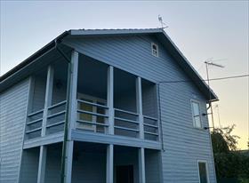 Реставрация 12-ти метрового дома.
