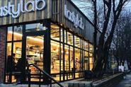 Клининг витрин, фасадов магазинов