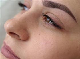 Перманентный макияж (напыление)