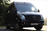 Mercedes-Benz Sprinter VIP черный