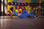 Фотосессия фитнес моделей.