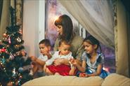 Семейная домашняя съемка