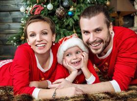 Новогодние семейные/детские съемки