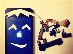 Apple поликлиника!