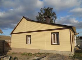 Ремонт частного дома. Фотографии до и после ремонта.