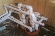 Отопление и водоснабжение в деревне Картино МО