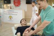 Висцеральный массаж ( Висцеральная терапия)