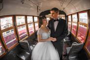 Венчание с запоминающимся весельем на всю жизнь!