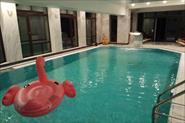 Строительство и обслуживание бассейна переливного типа