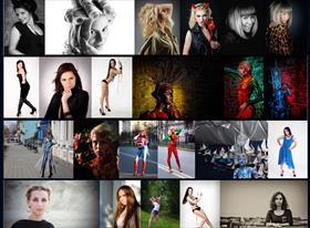 Примеры портретов