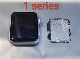 Замена стекла на iWatch 1 series