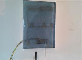 Расключение ШК2 (в частном доме).
