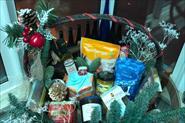Подарочные корзинки