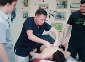 Испанский массаж (общий)