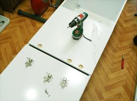 Изготовление и сборка навесного шкафа в ванную по размерам заказчика. Отзыв имеется здесь, в профиле😊