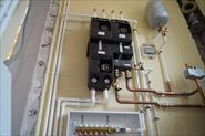 Монтаж системы отопления в КП