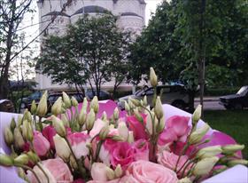 Доставка цветоа