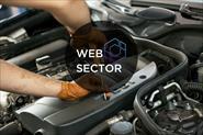 Сайт автомастерской