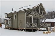 Отопление, водоснабжение, канализация, котельная в доме 130м²