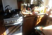 Уборка бабушкиной кухни