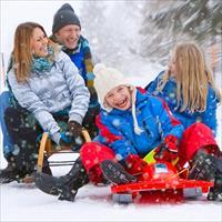 Идеи зимней фотосессии для девушек